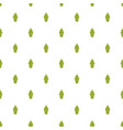 rowan leaf pattern seamless vector image