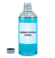 Rubbing Alcohol Ethanal vector image