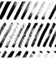 short diagonal lines hand drawn seamless pattern vector image vector image