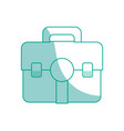 isolated medicine chest vector image