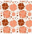 flower spring pattern vector image