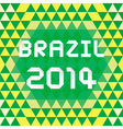 BRAZIL2014 Background1 vector image