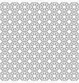 islamic geometric seamless pattern vector image vector image