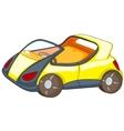cartoon car vector image