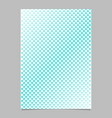 halftone circle pattern background brochure vector image vector image