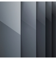 Abstract grey shining rectangle shapes background vector image vector image