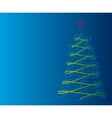 New Year postccard vector image vector image