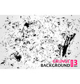 grunge background scratches stain old vector image