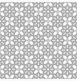 oriental seamless pattern linear style islamic vector image