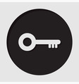 information icon - key vector image