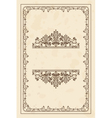 Parchment frame vector | Price: 1 Credit (USD $1)