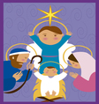 Baby-Jesus-in-a-manger 10 vector image vector image