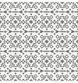 Hand drawn geometric ethnic seamless pattern vector image vector image