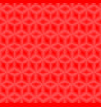 red cubes pattern seamless background vector image