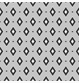 seamless pattern geometric background with vector image vector image