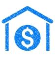 Money Storage Grainy Texture Icon vector image vector image