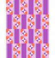 ethnic seamless pattern cloth kente vector image