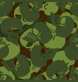 military texture skull army skeleton seamless vector image