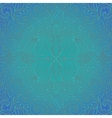 Background with ornate pattern vector image vector image