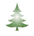 abstract polka-dot green stipple
