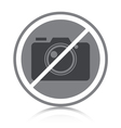 No photography allowed vector image
