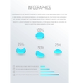 Abstract Creative concept background Infographic vector image vector image