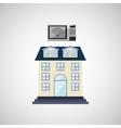 smart house design vector image