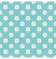 Vintage floral seamless pattern tiling vector image vector image