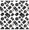 Photo lens pattern vector image vector image