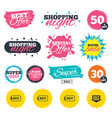 buy now arrow sign online shopping icons vector image