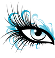 Eye makeup vector | Price: 1 Credit (USD $1)