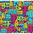 Houses New Pattern vector image