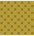 Line flower geometric seamless pattern 4311 vector image