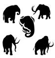 mammothSet vector image