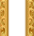 Vintage Gold Strip Frame