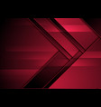 dark red abstract corporate material background vector image vector image