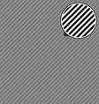 diagonal lines seamless pattern vector image vector image
