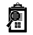 business checklist icon image vector image vector image