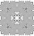 Abstract monochrome fractal pattern background