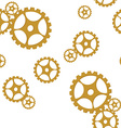 Golden gears pattern