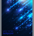 lines composed of glowing backgrounds vector image vector image
