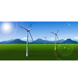 Alternative Energy vector image vector image