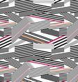 Black line vector image vector image