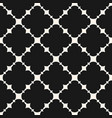 seamless pattern abstract monochrome texture vector image