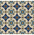 seamless pattern Colorful ethnic ornament vector image vector image