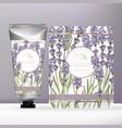 violet lavender beauty set