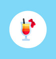 cocktail icon sign symbol vector image vector image