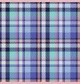 seamless pattern scottish tartan plaid vector image