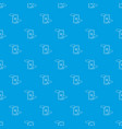 communication in mobile phone pattern vector image vector image