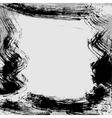 Grunge half background vector image vector image